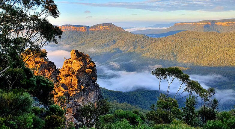 Blue Mountains Guided 4WD Tour - 3 Hours