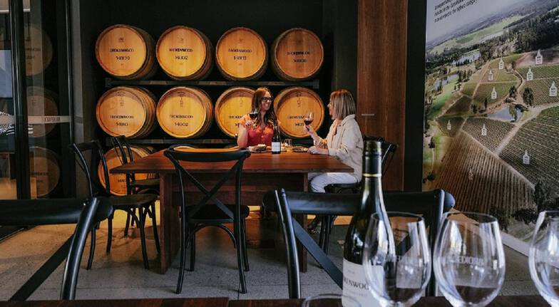 Winery Tour and Tasting with Matched Canapes - For 2