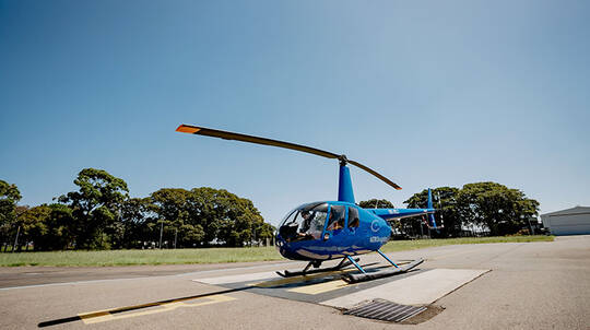 Private Helicopter Flight Over Sydney - 20 Minutes - Up to 3