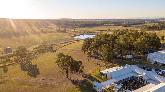 Private Flight to Hunter Valley with Degustation - For 2