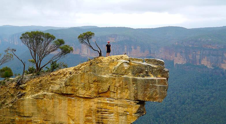 Hanging Rock Self Guided Mountain Bike Hire