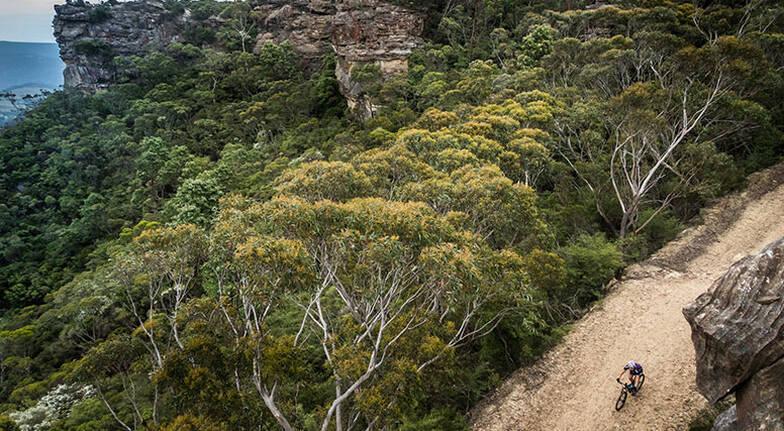 Narrow Neck Trail Self Guided Mountain E-Bike Tour
