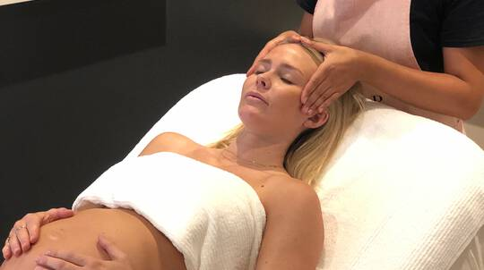 Pregnancy Massage and Facial Pamper Package - Double Bay