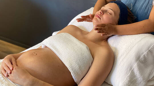 Pregnancy Massage and Facial Pamper Package - Cronulla