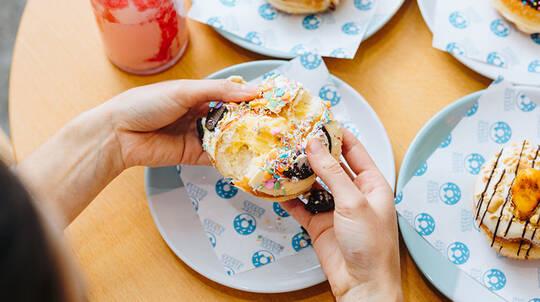 Doughnut Decorating Class at Bistro Morgan - 90 Minutes