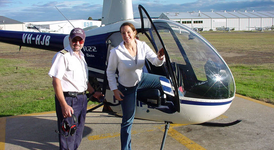 Learn to Fly a Helicopter - 30 Minutes