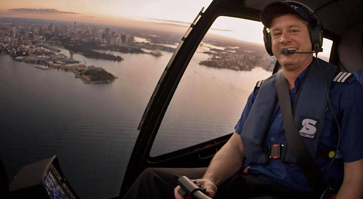 Private Helicopter Flight Over Sydney - 30 Minutes