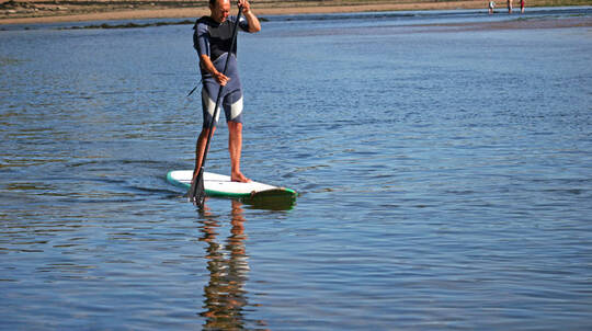 Stand Up Paddle Boarding Hire - 2 Hours