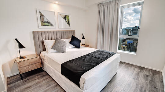 Brisbane 2 Night Stay in a 1 Bedroom Apartment - For 2