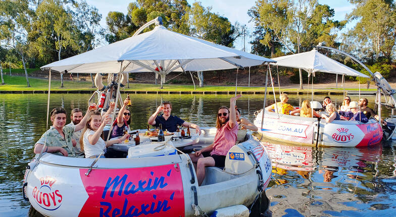 2 Hour BBQ Boat Rental - Up to 10 People