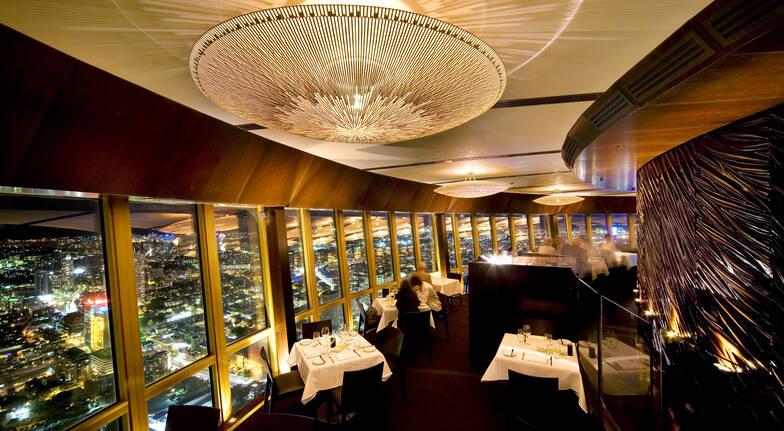 Sydney Tower Revolving Restaurant Wagyu Degustation - For 2