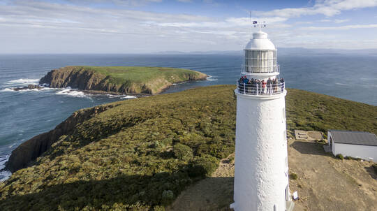 Bruny Island Lighthouse Tour - 45 Minutes