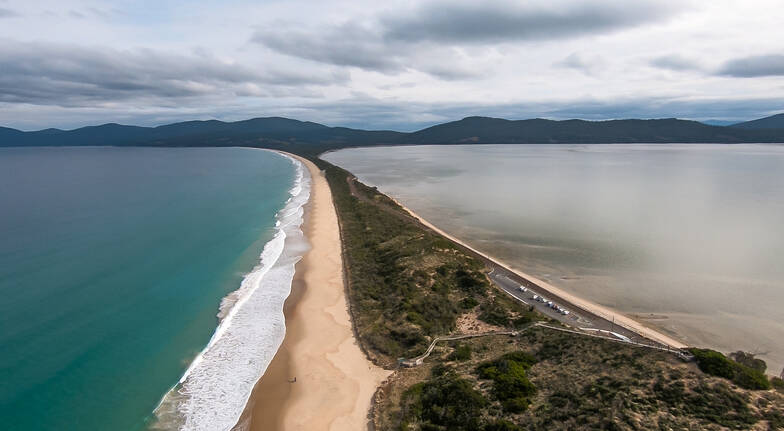 Bruny Island Bushwalking Tour with Lunch and Tasting Stops