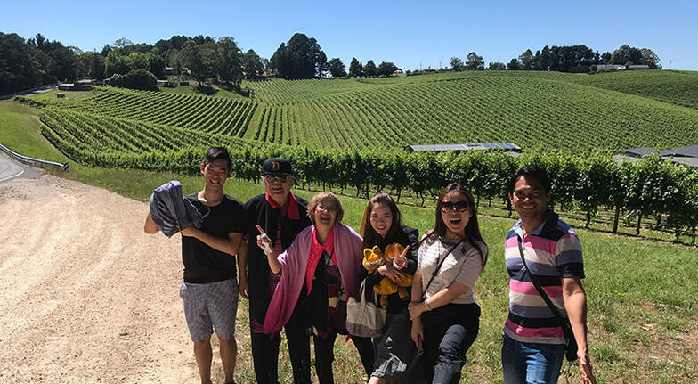 Barossa Valley Food and Wine Tour with Lunch