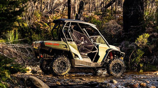 Tasman National Park 4x4 ATV Adventure Experience - For 2