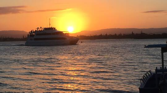 Gold Coast Luxury Sunset Cruise - 2.5 Hours
