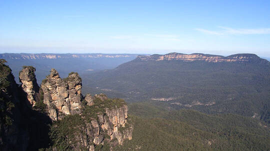Full Day Blue Mountains Tour from Sydney with Wildlife