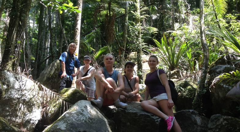 Byron Bay Hinterland Tour with BBQ Lunch