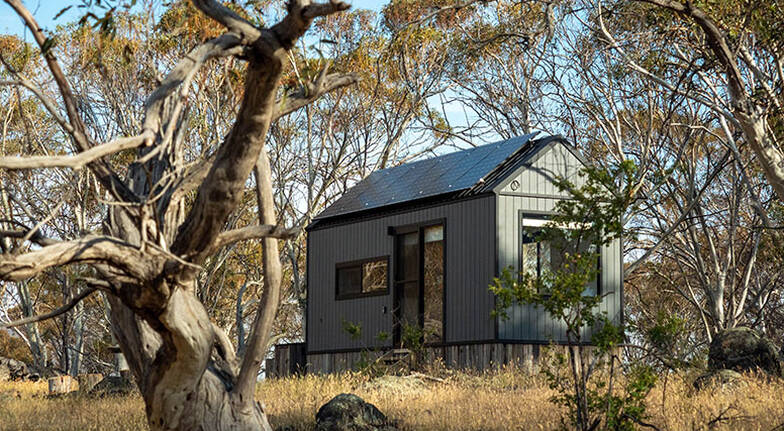 2 Night Snowy Mountains Weekend Stay - Wilderness - For 2