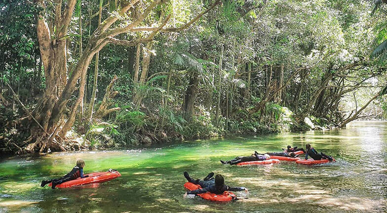 Mossman Gorge Adventure Tour with Lunch and Transfers