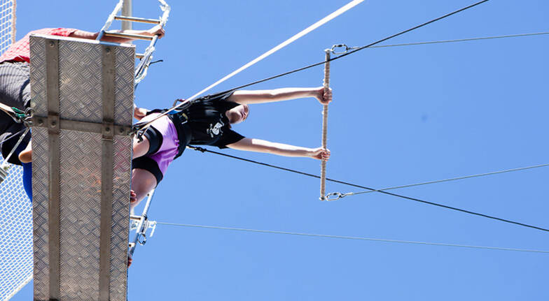 Flying Trapeze Circus Skills Workshop - Brisbane