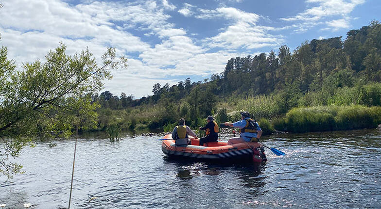 Mersey River Platypus Paddling Tour  2 Hours