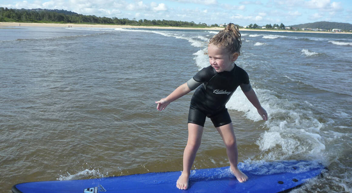 Surfing Lesson - 3 Group Lessons