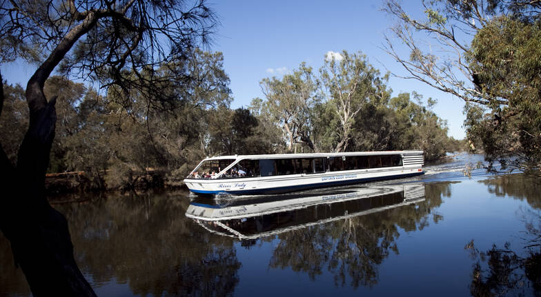 Swan Valley Cruise with Lunch and Wine Tasting