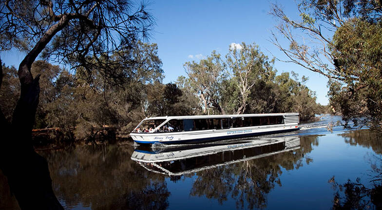 Swan Valley Cruise with Lunch Wine and Tastings