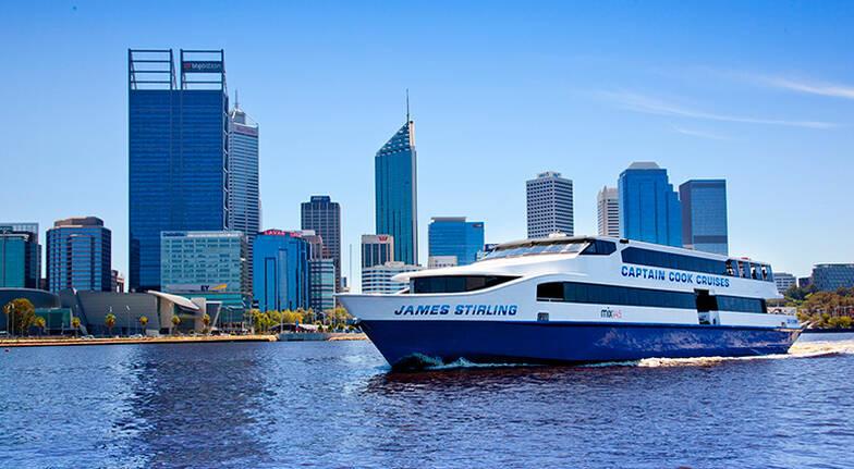 Perth High Tea Cruise  90 Minutes