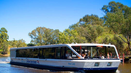 Perth Wine Cruise with Tastings and Winery Lunch