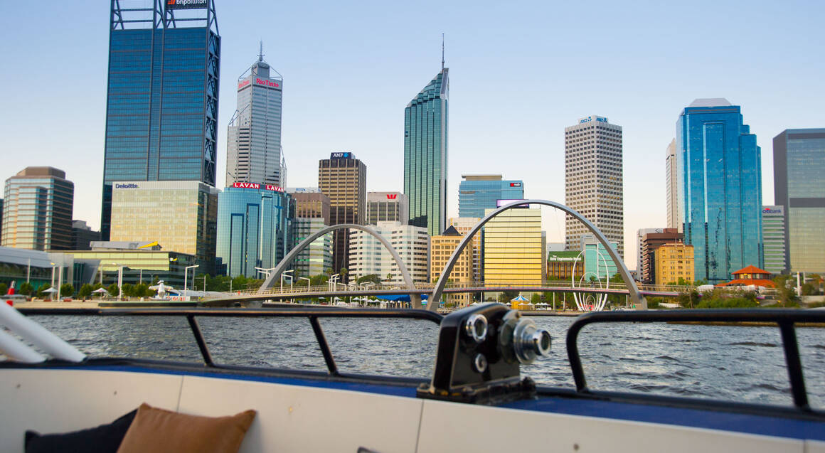 Twilight Cruise on Perth River - Adult