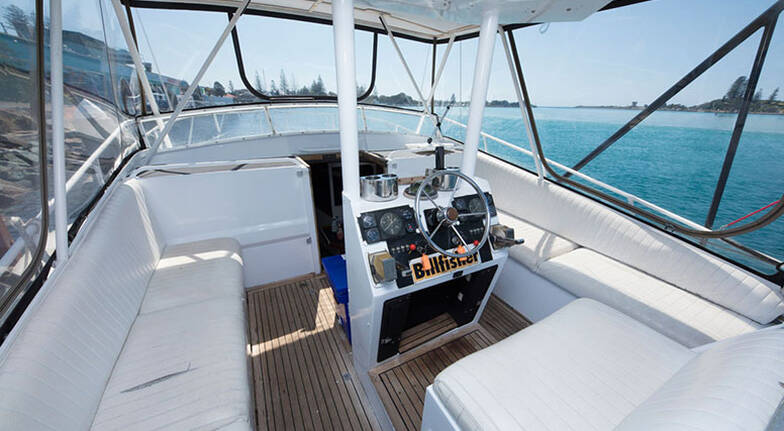 Overnight Whitsundays Private Reef Fishing Charter - Up to 8