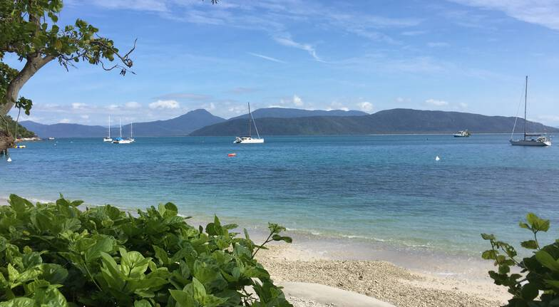 Fitzroy Island Overnight Tour with Boat Ride and Snorkelling