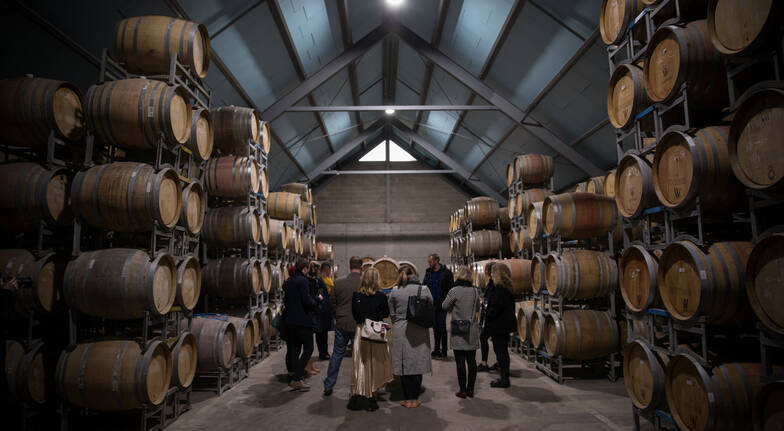 Chauffeur Driven Yarra Valley Group Wine Tour  Up to 7
