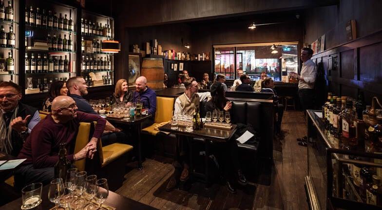 Australian Whisky Masterclass with Tasting
