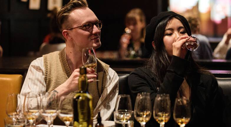 Irish and American Whisky Tasting Experience