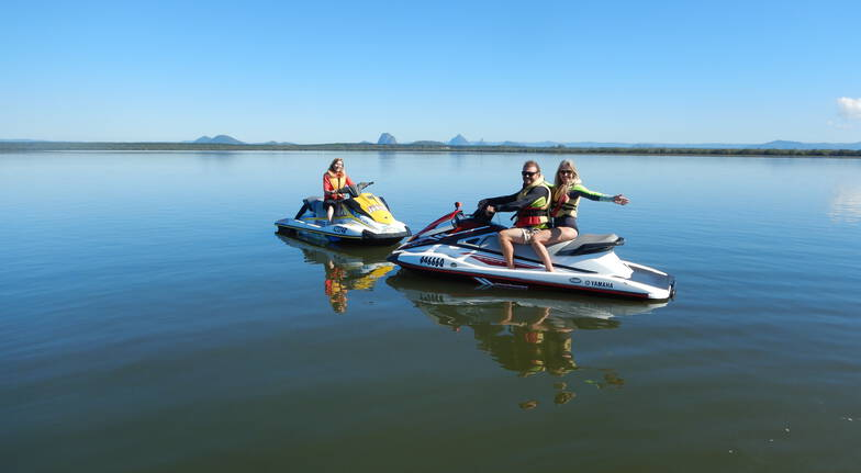 Jet Ski Safari - 90 Minutes - For 2