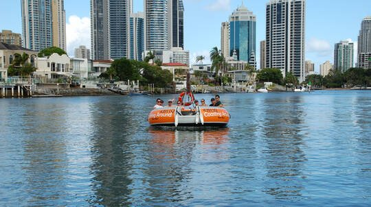 Private Round Boat Hire - 3 Hours - Gold Coast