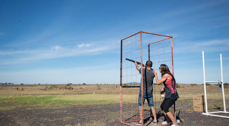 Clay Target Shooting - VIC - For 2