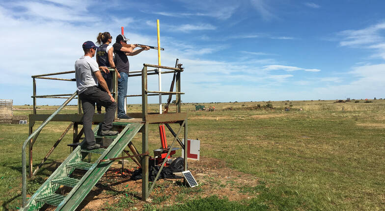 Clay Target Shooting Experience - Clontarf QLD