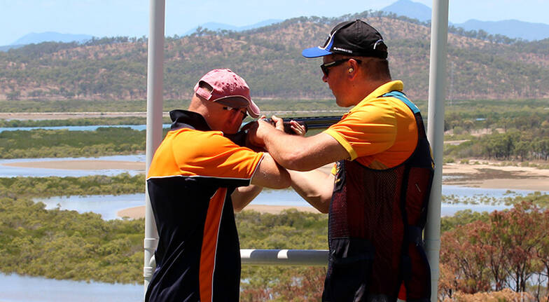 Clay Target Shooting Experience  Clontarf  For 2