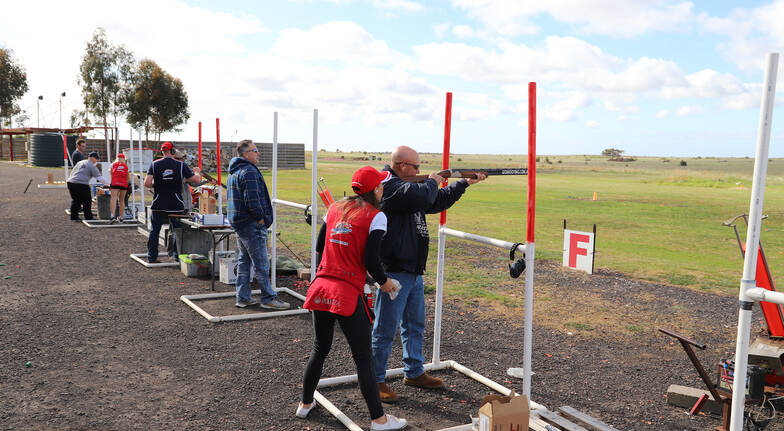 Clay Target Shooting Experience - VIC