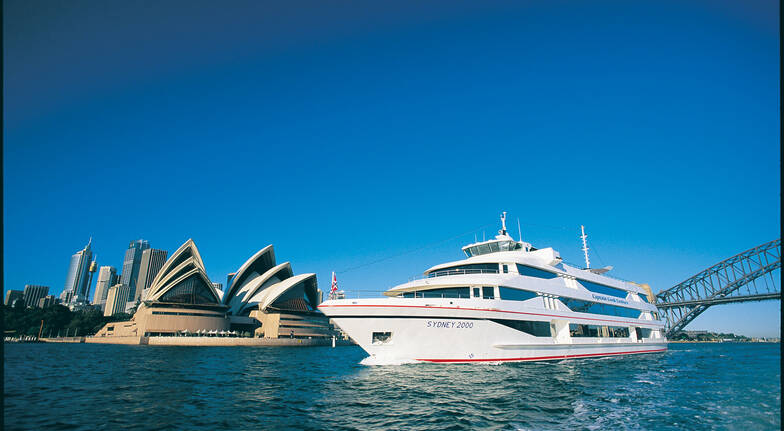 Stories of Sydney Harbour Cruise - For 2