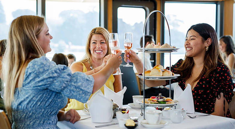 High Tea Cruise on Sydney Harbour  Child
