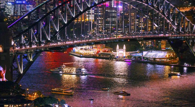 VIVID Lights Evening Cruise - Child