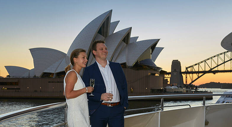 Sydney Harbour Cruise with Dinner and Dancing - Adult