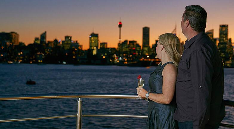 Degustation Dinner Cruise on Sydney Harbour