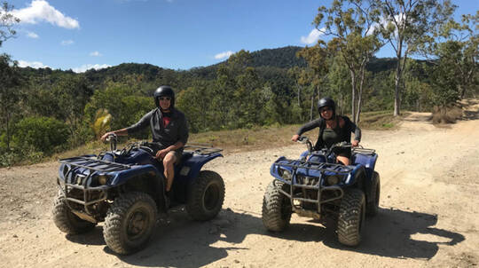 Cairns Afternoon Quad Bike Adventure Tour - 1.5 Hours