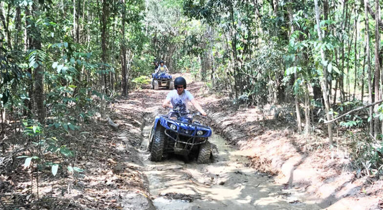 Cairns Morning Quad Bike Adventure Tour  15 Hours